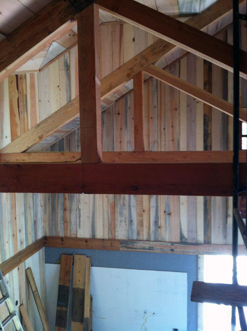 Old Santa Fe Lumber » Beams and Timbers