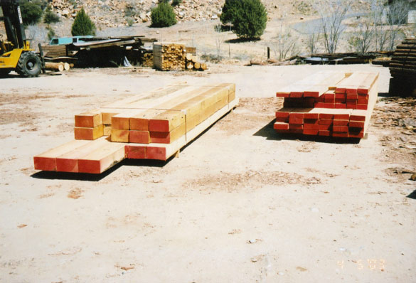 Heavy Timber Order